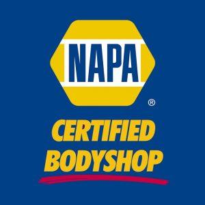 NAPA Certified Bodyshop