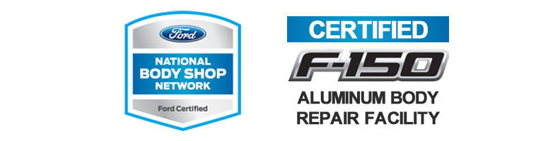Ford National Body Shop Network - Ford Certified